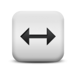 124614-matte-white-square-icon-arrows-two-directions-left-right1